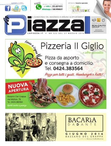 La Piazza 522 by la Piazza di Cavazzin Daniele - issuu 64cfe275603