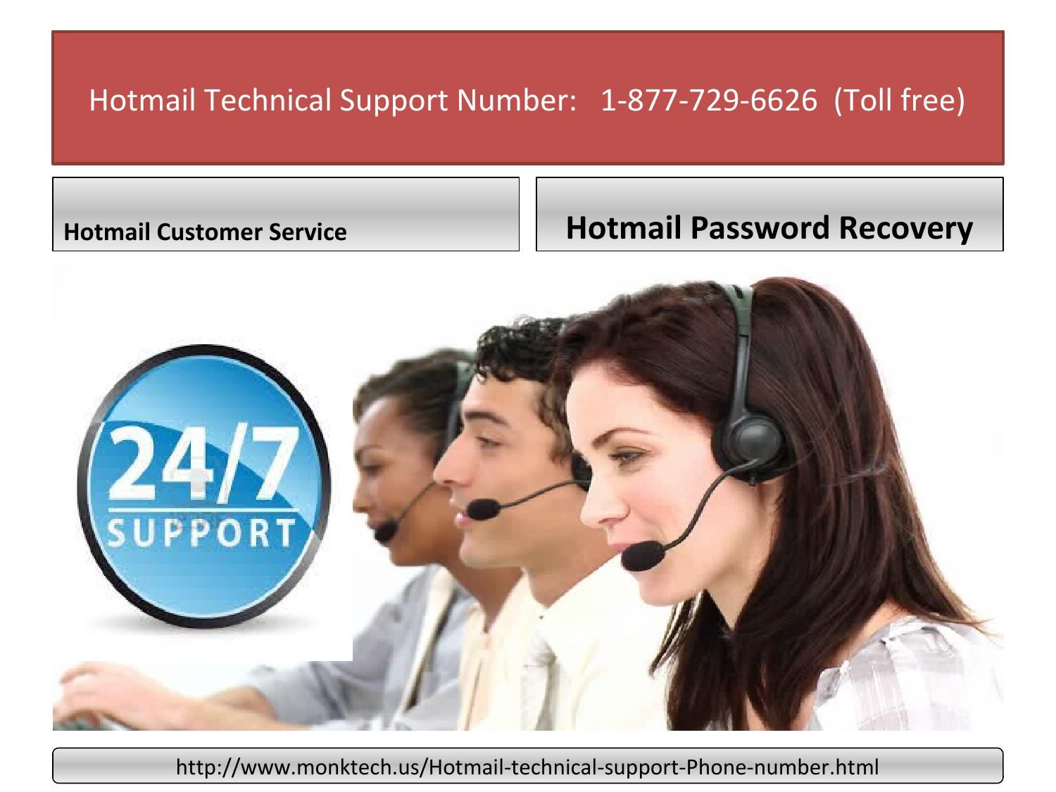 Issues with Hotmail account call Hotmail Technical Support 1-877-729-6626  by Stephan Granado - issuu