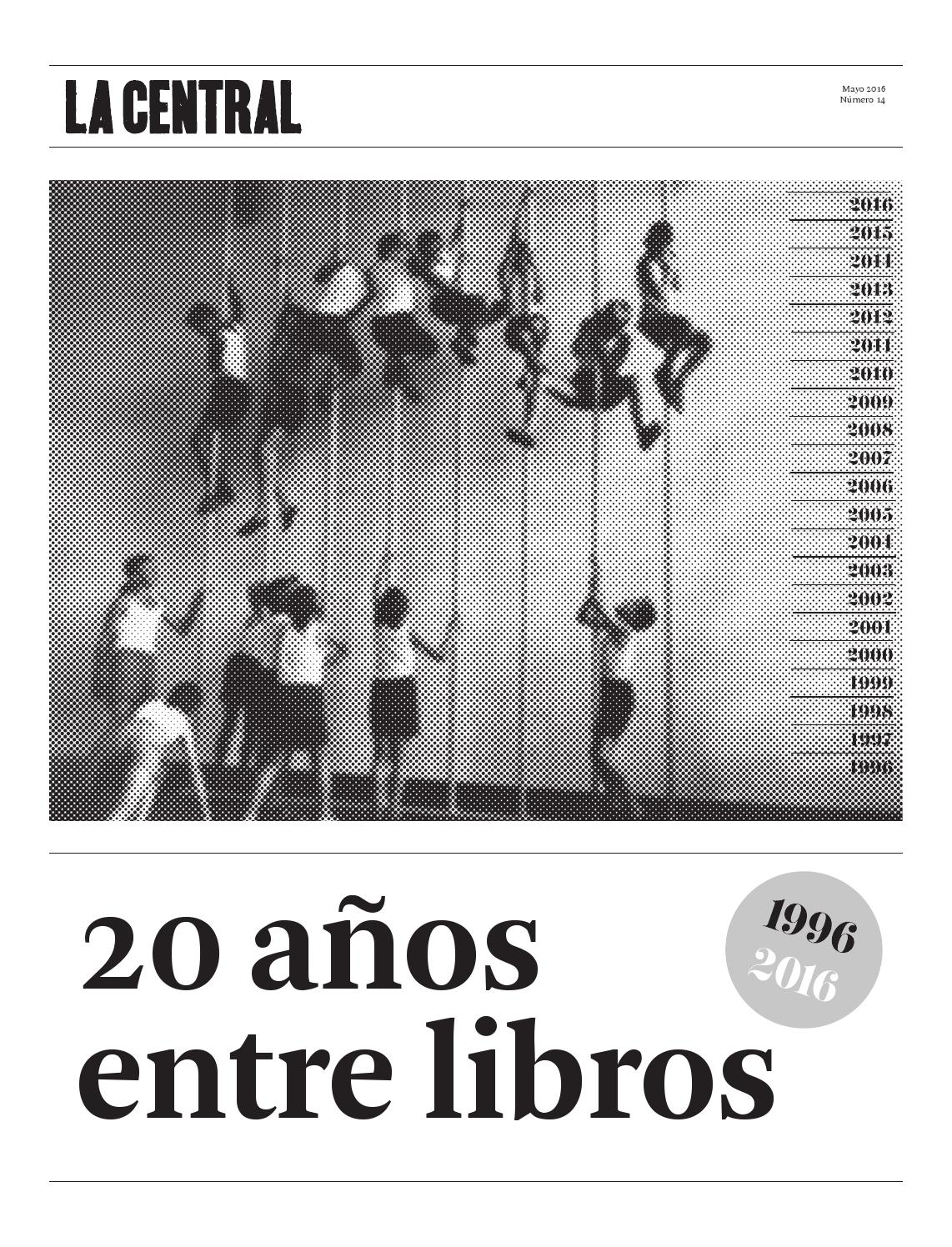 Periodico 14 Cast by webmaster LaCentral - issuu