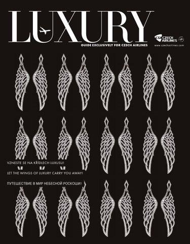 86dd678cb29 Luxury Guide ČSA 02 2014 by LuxuryGuideCZ - issuu