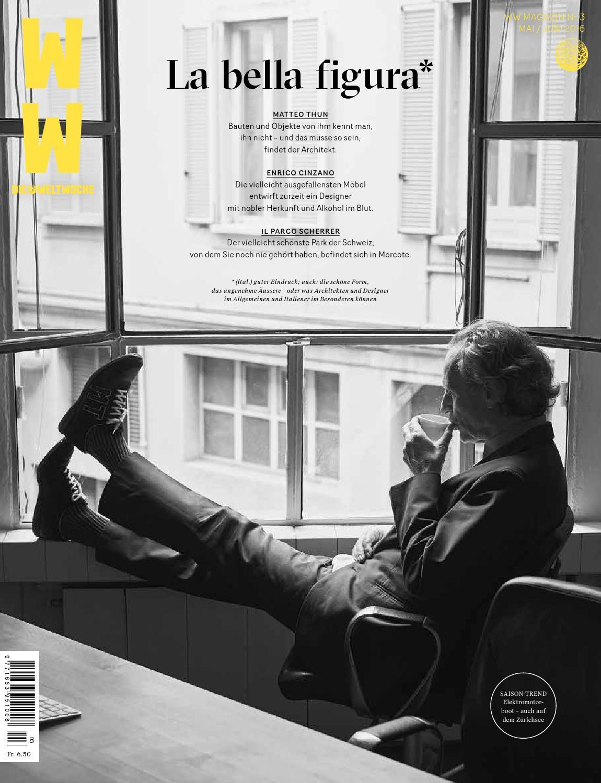 Ww Magazin No 316 By Weltwoche Verlags Ag Issuu