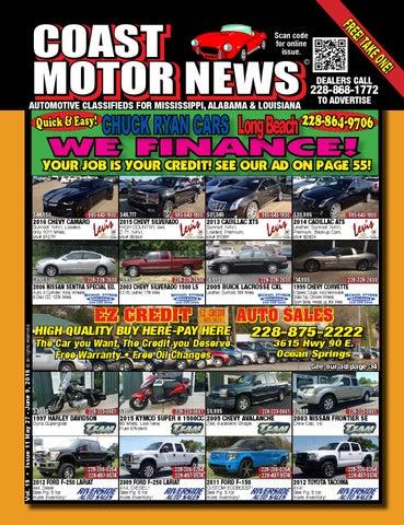 CMN V19 I11 By Coast Motor News   Issuu