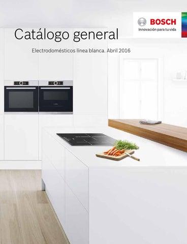 Cat logo bosch 2016 by servidaya issuu - Fregaderos teka catalogo ...