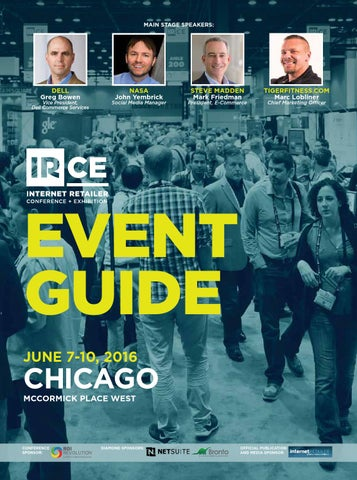 af2e512f IRCE 2016 Event Guide by IRCE - issuu