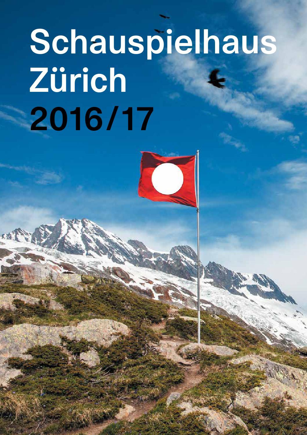 Schauspielhaus Zürich - Spielzeitheft 2016/17 by Schauspielhaus ...