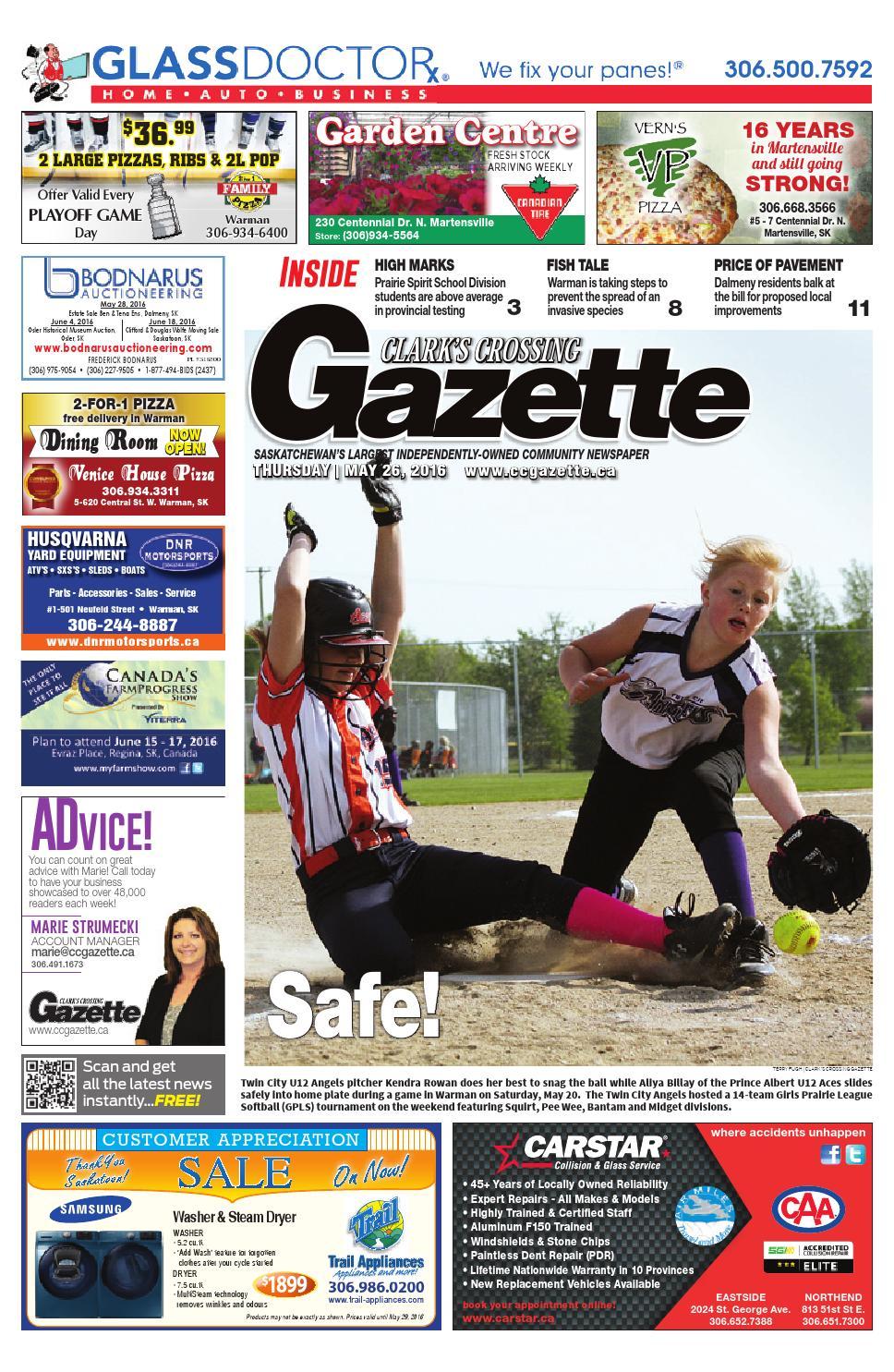 79c19bb5777 Clark s Crossing Gazette - May 26