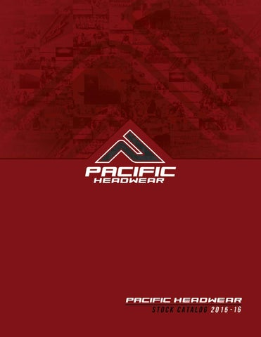 33a3cabc3be0a Pacific Headwear by TigerBlue - issuu