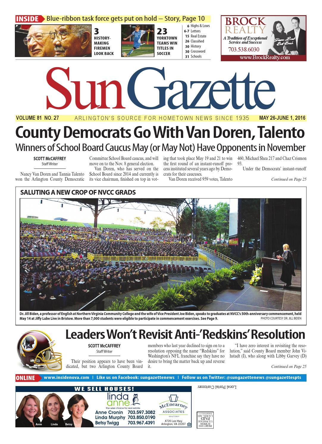 Sun gazette arlington may 26 2016 by insidenova issuu fandeluxe Choice Image