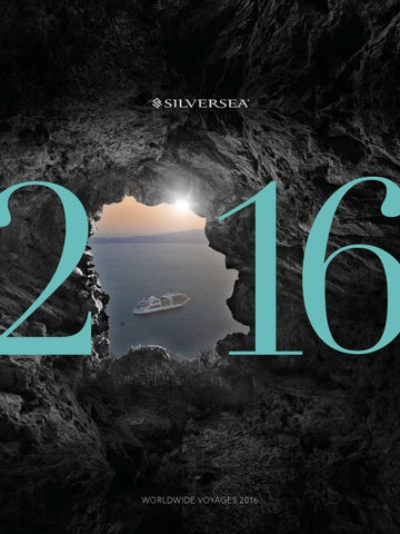 b8ef09ccbb 2016 Voyages and Expeditions Brochure by Silversea Cruises - issuu