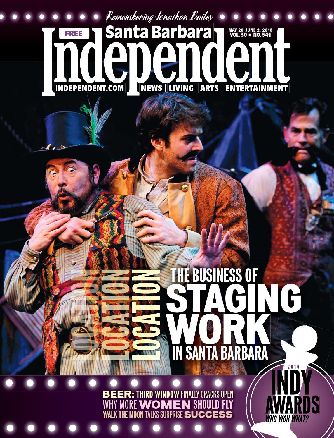 Santa Barbara Independent, 5 26 2016 by SB Independent - issuu 2ed00614cc30