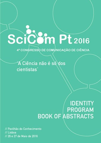 Congresso scicom 2016 livro de abstracts by scicom issuu page 1 fandeluxe Image collections