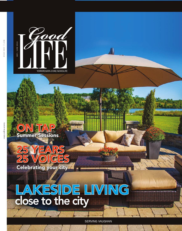 Goodlife Vaughan May June Edition 2016 By York Region
