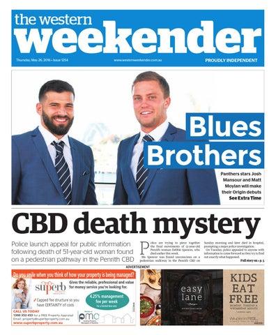 Western Weekender May 26 By Western Sydney Publishing Group Issuu