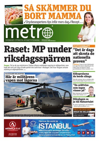 7e4e07104cf2 20160526_se_stockholm by Metro Sweden - issuu