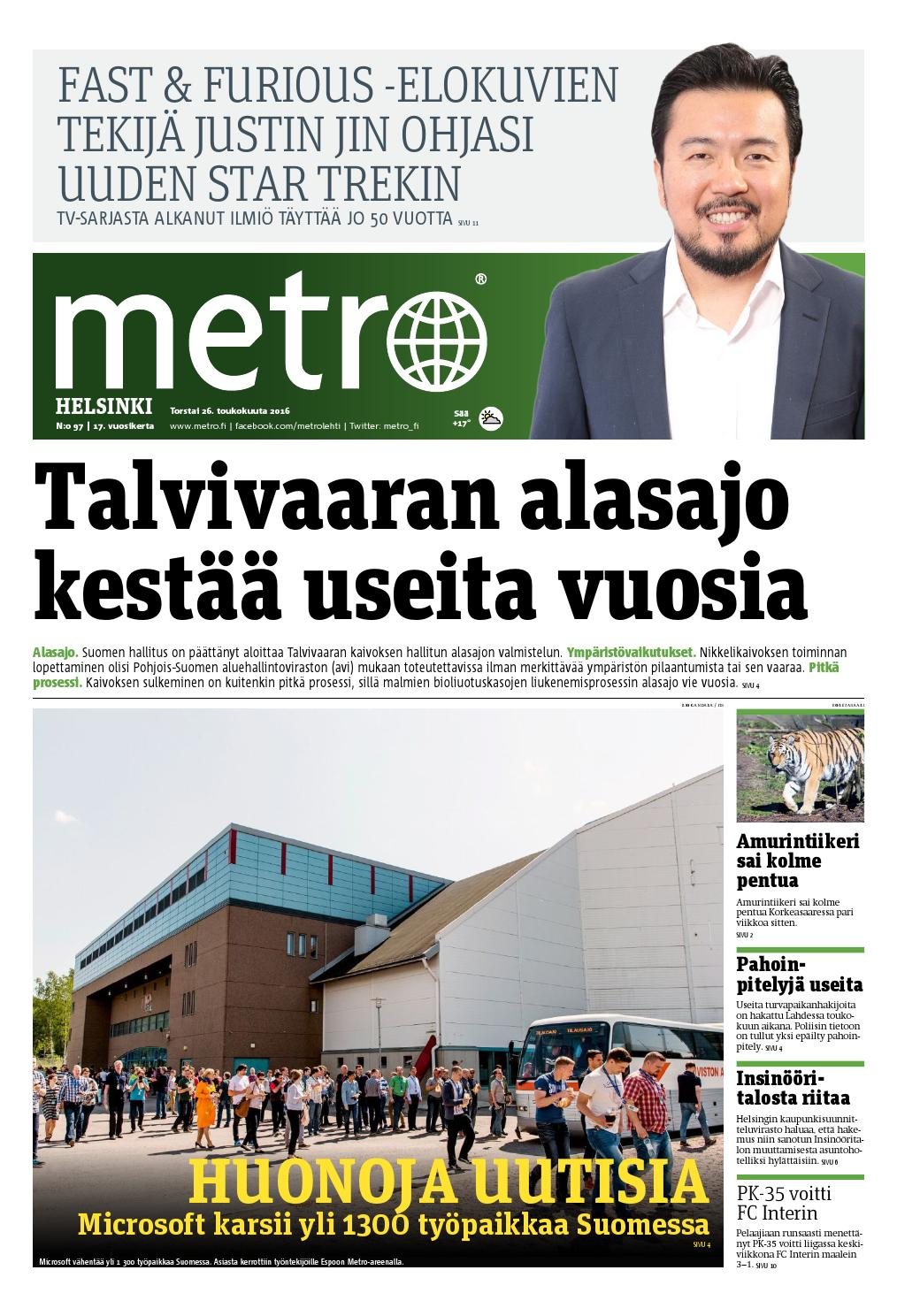 the best attitude 773ed 29cec 20160526 fi helsinki by metro finland - issuu