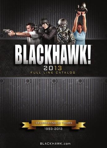 Blackhawk catalog 2013 by warrior inc usa tactical law enforcement page 1 publicscrutiny Choice Image