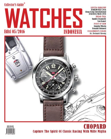 Collector s Guide - WATCHES c7a50be682