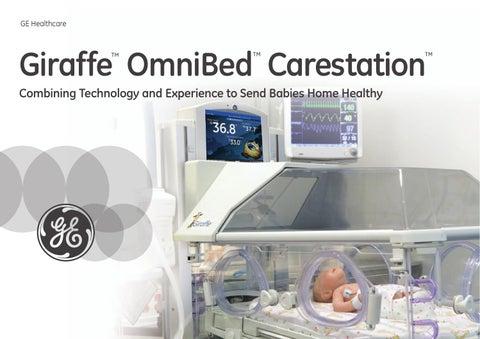 Giraffe Omnibed Carestation By Acertys Issuu
