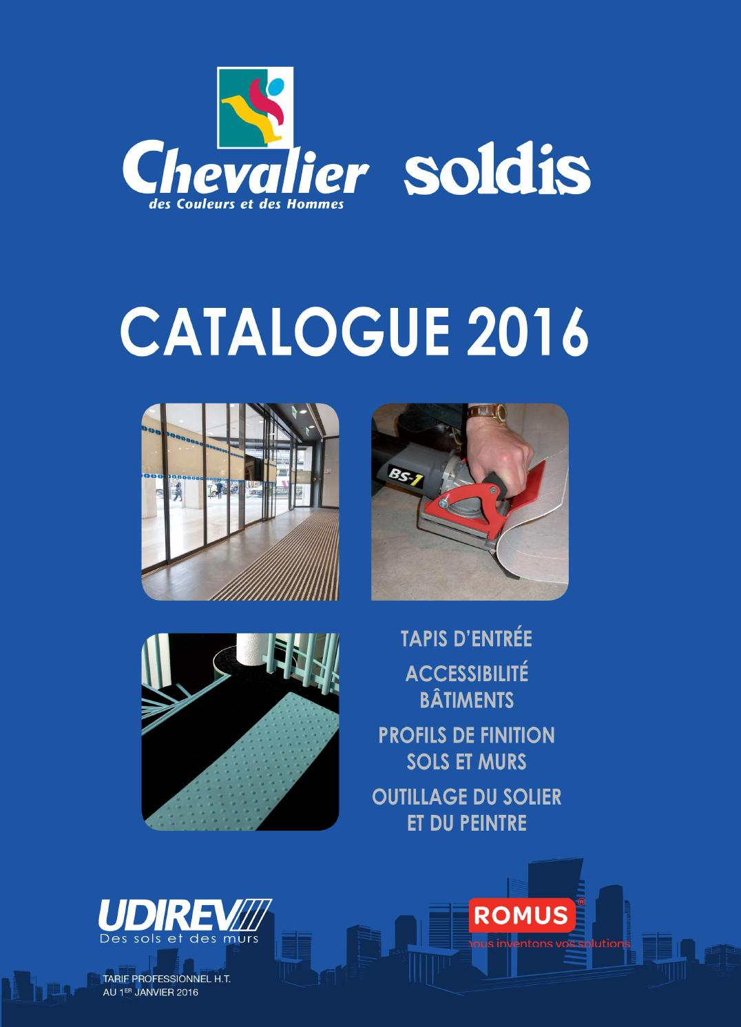 bbf0683e26 Catalogue chevalier romus 2016 avec prix complet compressed by Chevalier -  issuu