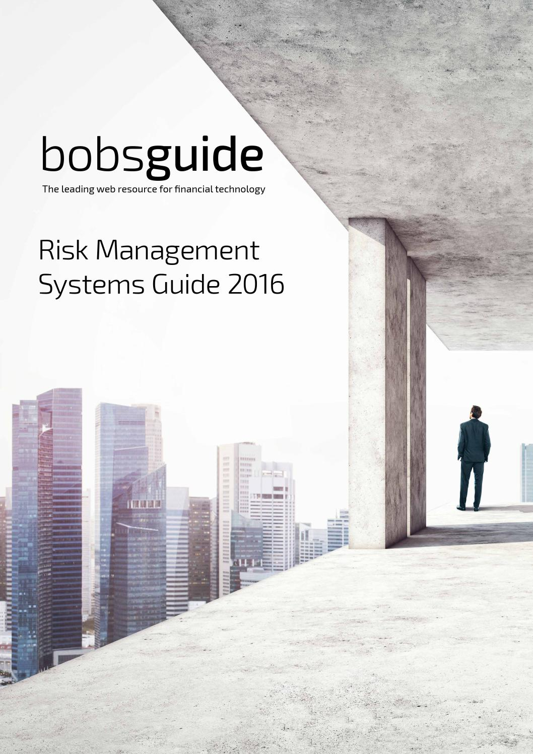 risk management systems That basel norms are not comprehensive enough to establish a comprehensive risk management system which could help them to enterprise risk management enables the organizations to pragmatically deal with uncertainty and associated risk and.
