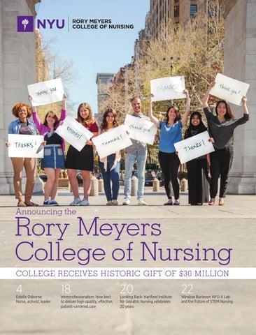 Can I get into NYU's nursing program?