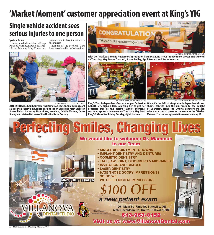 Stittsville052616 by Metroland East - Stittsville News - issuu