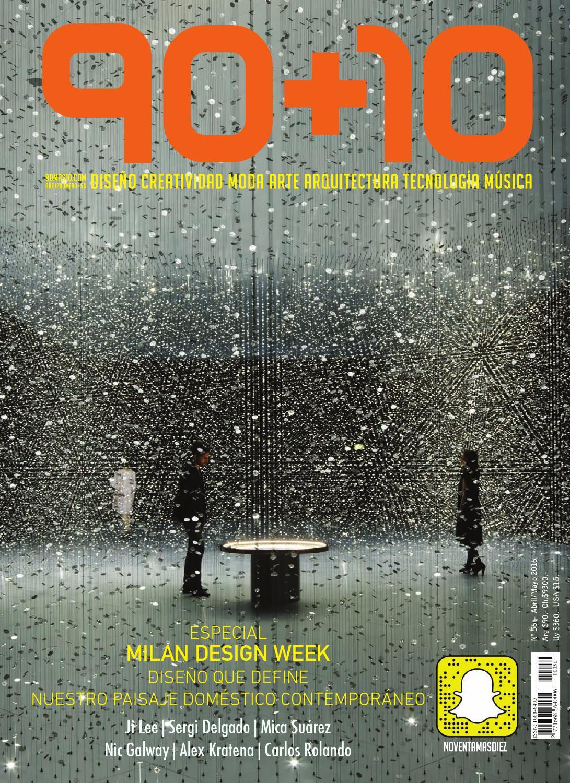 9f0edb2eea Revista 90+10 #34 by 90+10 - issuu