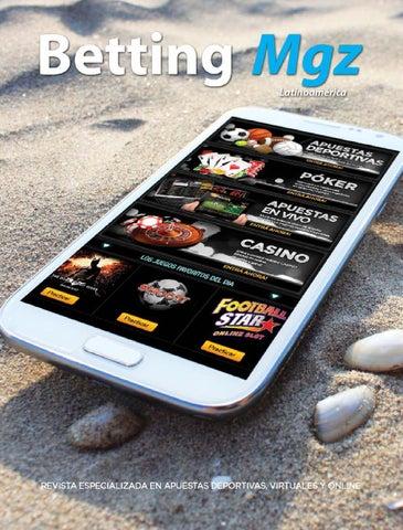 3a124cd6f Betting Mgz Juegos Miami 2016 by Latam Media Group - issuu