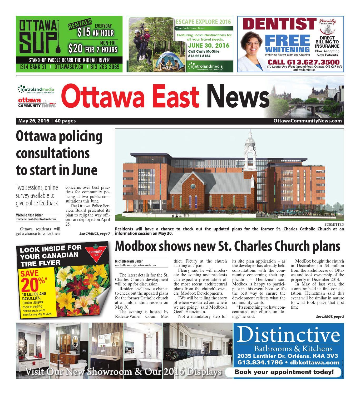 9a788684a6c Ottawaeastnews052616 by Metroland East - Ottawa East News - issuu