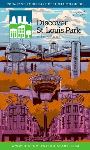 St Louis Park Destination Guide 2016 17 By Pernsteiner Creative
