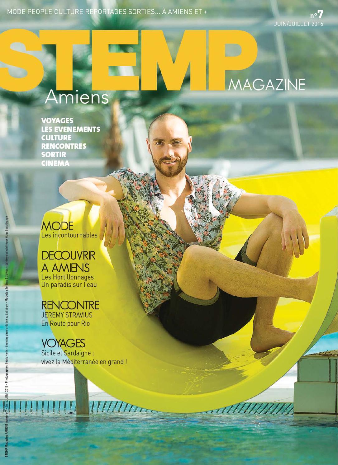 stemp magazine amiens 7 by stemp magazine issuu. Black Bedroom Furniture Sets. Home Design Ideas