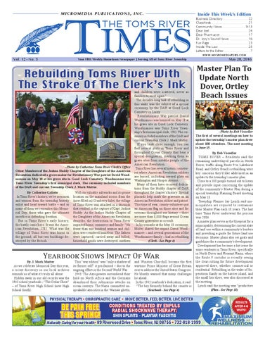 71f64d147bea 2016-05-28 - The Toms River Times by Micromedia Publications Jersey ...