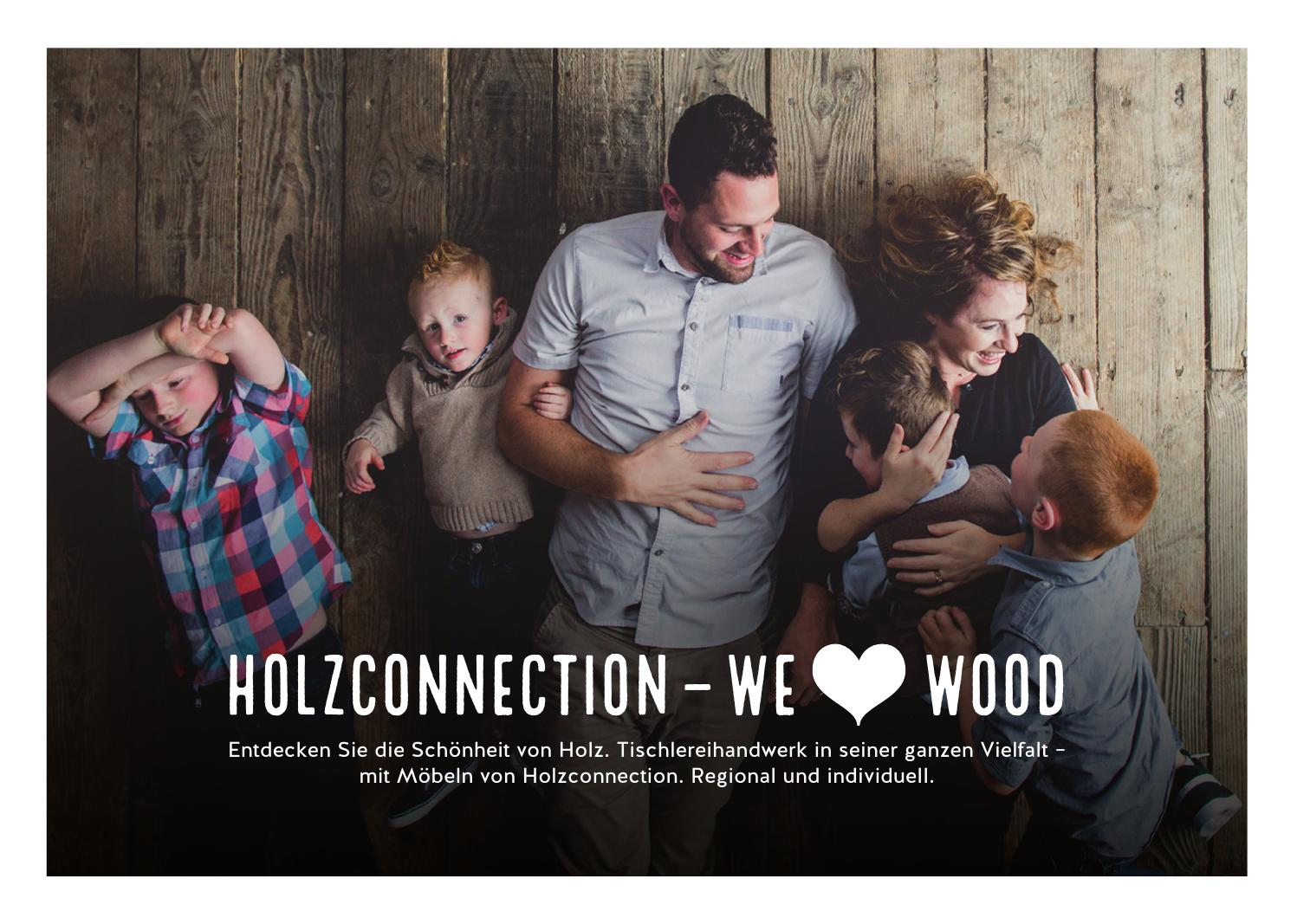 der holzconnection katalog by holzconnection issuu. Black Bedroom Furniture Sets. Home Design Ideas