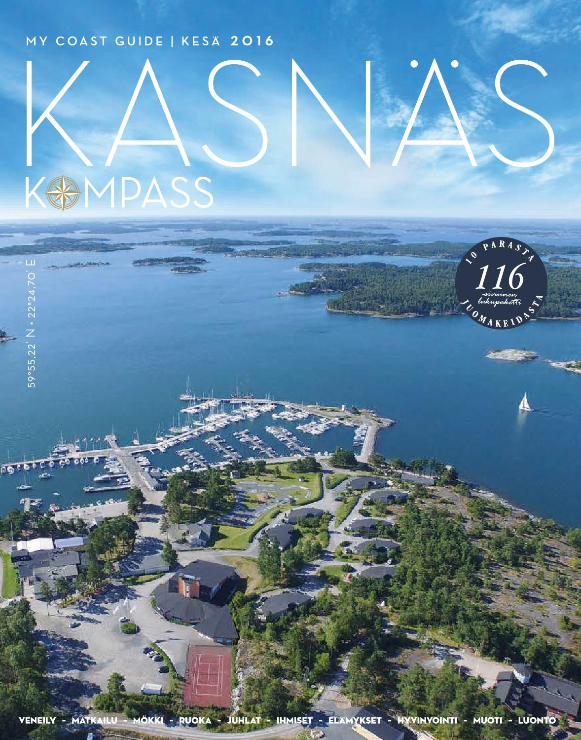 Kasnäs Kompass 2016 by Kompass-lehdet - issuu 572b5a5536