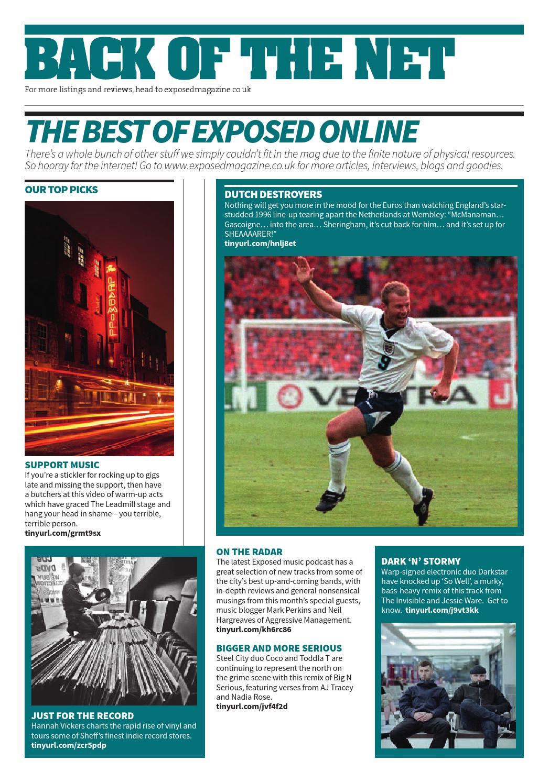 Exposed Magazine June 2016 by Exposed Magazine - issuu