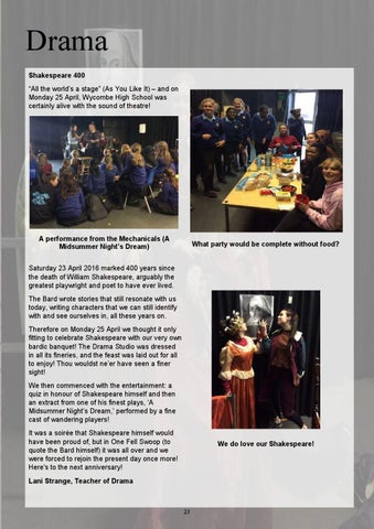 May high flyer by Wycombe High School - issuu