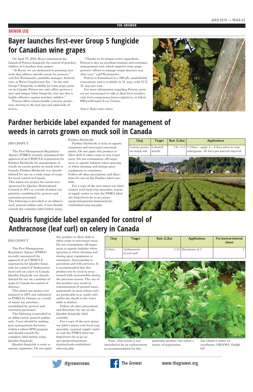 The Grower June 2016 by The Grower - issuu