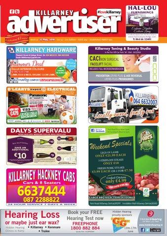 3f8dc1ed347be Killarney Advertiser May 27 2016 - Week 22 by Killarney Advertiser ...