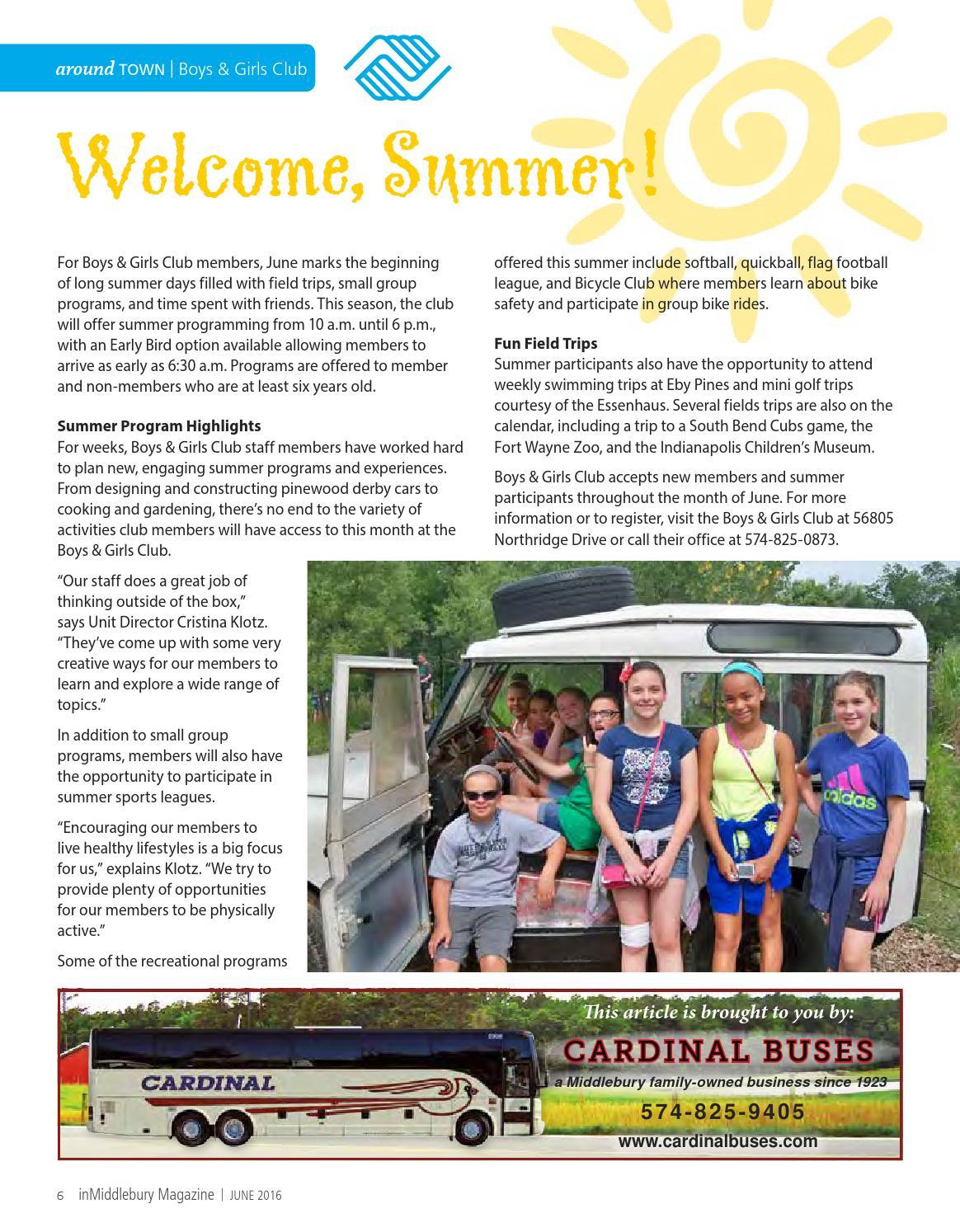 inMiddlebury Magazine June 2016 by inMiddlebury Magazine - issuu