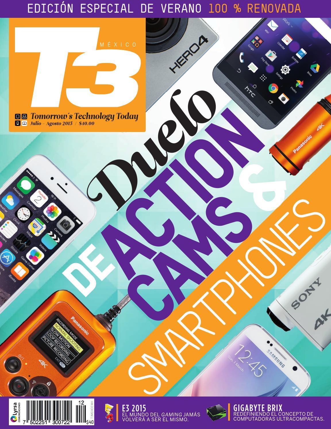 the best attitude b498a 78cd9 T3 México  Edición 12 by Abryl Sánchez - issuu