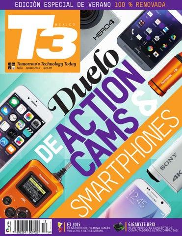 e814a525388 T3 México / Edición 12 by Abryl Sánchez - issuu