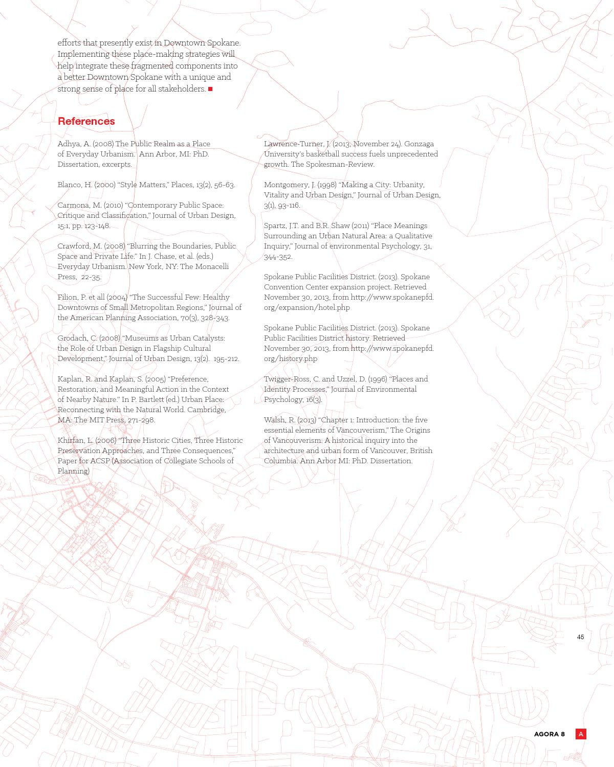 Agora 8 by Taubman College of Architecture and Urban Plannin