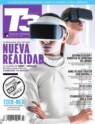 0ed0e8f746 T3 México / Edición 3 by Abryl Sánchez - issuu