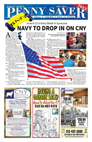 270ae46894 Penny saver june 1 2016 by Eagle Newspapers - issuu
