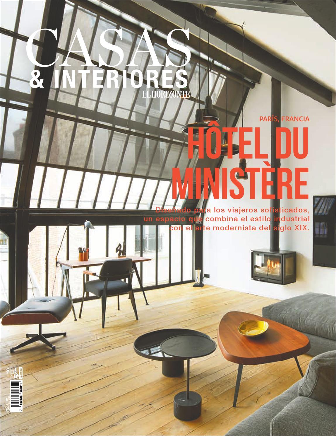 Casas & Interiores #30 by Estilo de Vida El Horizonte - issuu