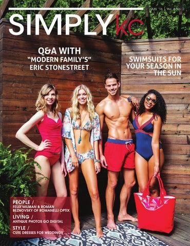 Simplykc Magazine June 2016 By Julie Faerman Issuu