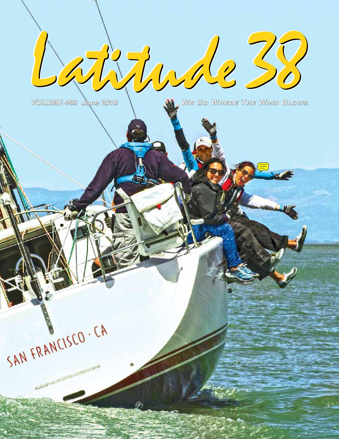 Latitude 38 June 2016 By Media Llc Issuu Rewiring Emergency Ballast Wiring Diagram