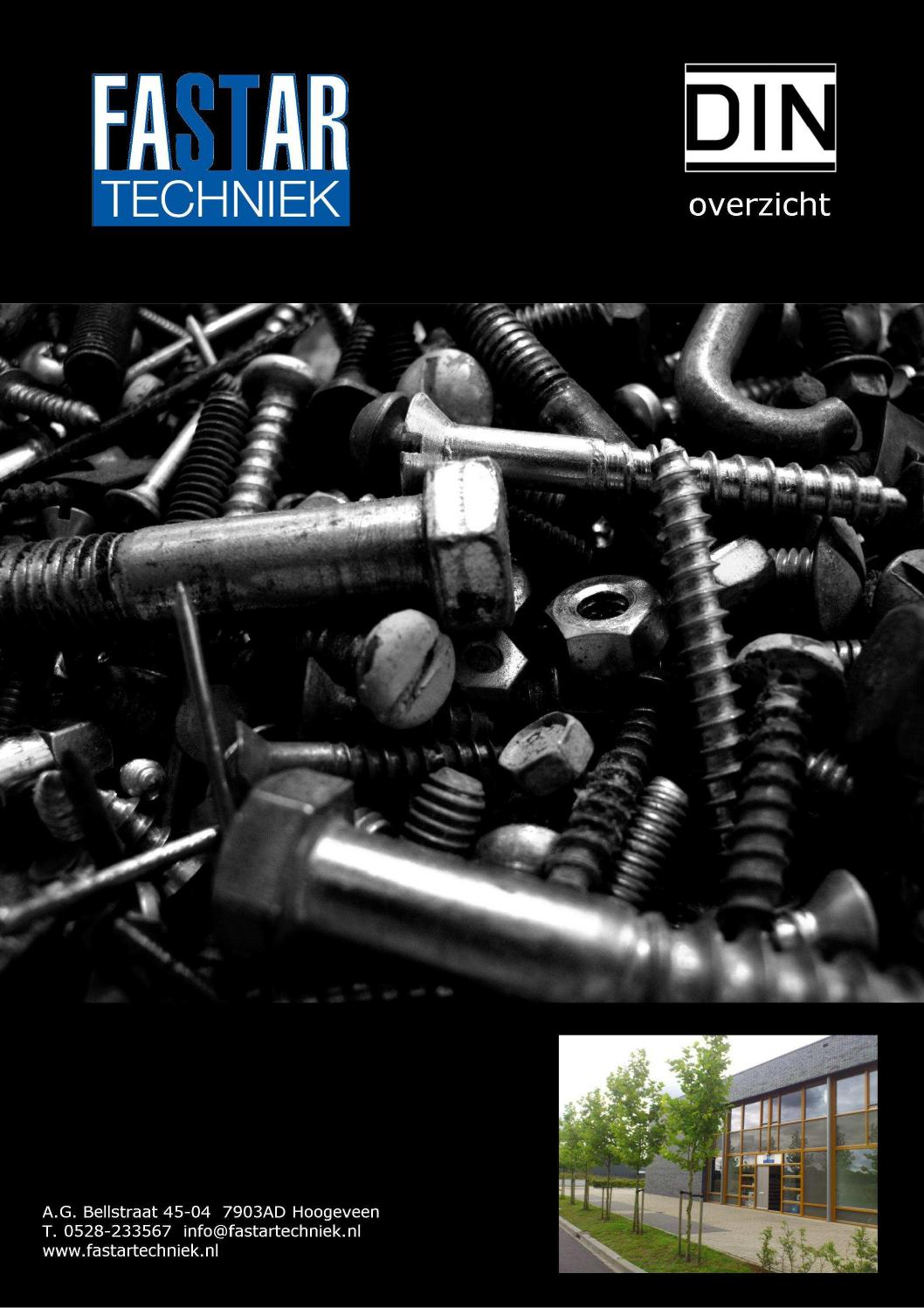fastar techniek din catalogus by fastar - issuu