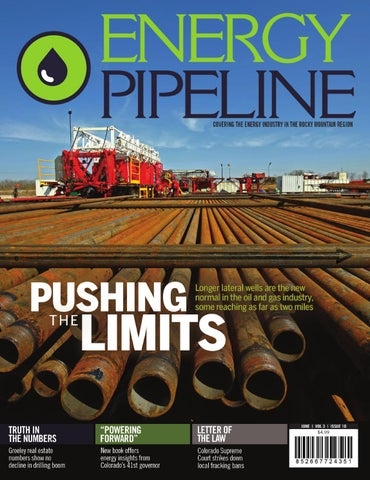 Energy Pipeline // Vol  3 // Issue 10 // June 2016 by