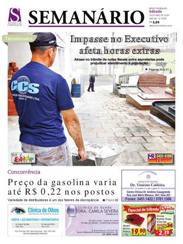 b97c9fdf73b0f 28/05/2016 - Jornal Semanário - Edição 3.236 by Jornal Semanário ...